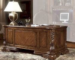 Executive Desk Executive Desk Excelsior In Fruitwood Ai N59207 47