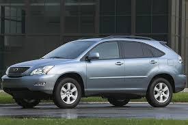 2007 lexus rx 350 gas mileage 2007 lexus rx 350 overview cars com