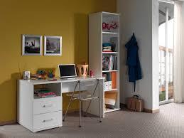 combin bureau biblioth que bureau blanc combiné avec la bibliothèque belfurn