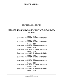 international service manual electrical circuit diagrams documents