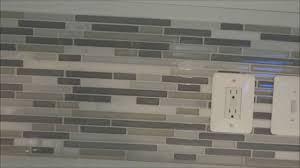 how to put backsplash how to install tile backsplash without mortar