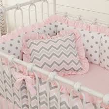 Pink And Gray Nursery Decor Baby Nursery Maddie39s Pink Aqua And Gray Chevron Nursery