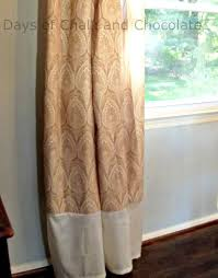 Dining Room Curtains Shower Curtains Turned Dining Room Curtains Hometalk