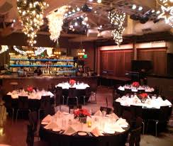 our banquet hall decorated for christmas our style pinterest