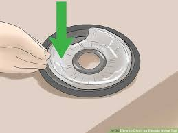 Clean Electric Cooktop How To Clean An Electric Stove Top 10 Steps With Pictures
