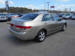 honda accord ex 2004 2004 honda accord ex 4dr sedan w leather in kingsport tn hd motors