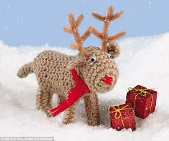 knitted christmas we knit you a merry christmas adorable new books teach you how to