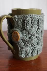 Best Coffee Mug Warmer Diy Knit Mug Warmer Simplymaggie Com