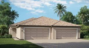 orchid new home plan in gran paradiso twin villas by lennar