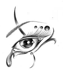 Tatoo Design - eye design for photos pictures and sketches