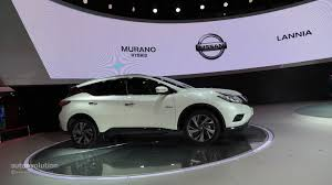 nissan murano sl 2016 world premiere for 2016 nissan murano hybrid at auto shanghai 2015