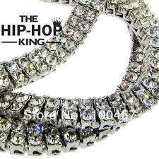 aliexpress buy nyuk gold rings bling gem necklace hip hop men promotion shop for promotional necklace hip