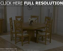 solid oak round dining table 6 chairs round oak dining table for 6 dining room table round table 6 with