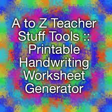 free worksheets worksheet works handwriting free math