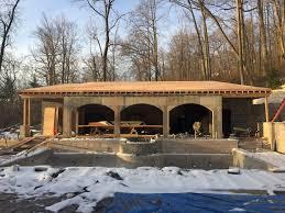 cabana house pool cabana montclair nj jack finn building contractor