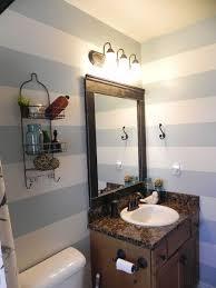 Bathroom Wall Designs Best 25 Striped Bathroom Walls Ideas On Pinterest Nautical