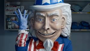 Anti Obamacare Meme - creepy uncle sam madison mcqueen