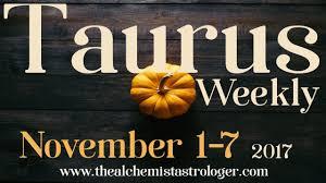 taurus colors taurus november 1 7 2017 week 1 general tarot reading