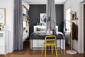 Living Room Divider Ikea How To Create A Bedroom In Any Room