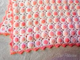 flowers in the clouds u0027 free crochet pattern straight to english