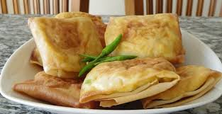 cara membuat kulit lumpia dari telur resep membuat martabak telur kulit lumpia enak dan gurih masak memasak