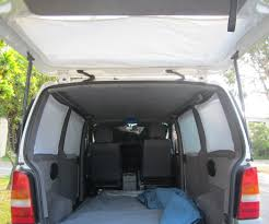 velcro curtains for your camper van 6 steps with pictures