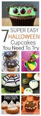 Easy Halloween Cup Cakes by 7 Super Easy Halloween Cupcakes You Need To Try