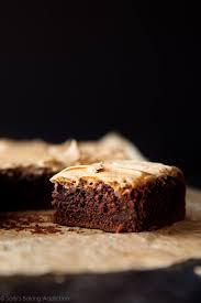 reduction cuisine addict guinness brownies sallys baking addiction