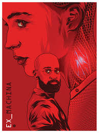 ex machina poster ex machina archives home of the alternative poster amp