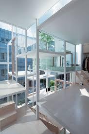 Curtain Wall House Plan 10 Extraordinary Japanese Houses Ja U