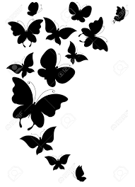 butterfly butterflies vector royalty free cliparts vectors and