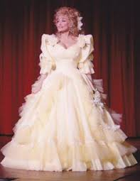 dolly parton wedding dress 19 of dolly parton s most fanciful sleeves and this stole acts as
