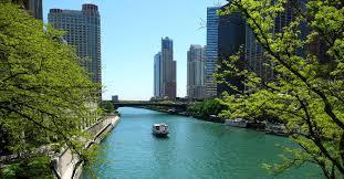 Chicago Riverwalk Map by Chicago Riverwalk Management Study U2013 Camiros Ltd