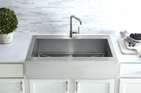 Stainless Steel Apron Front Kitchen Sinks Undermount Apron Sink Apron Sink Vault Self Trimming Top Mount