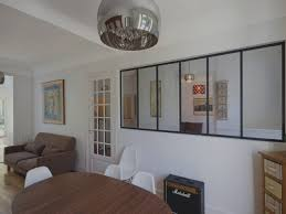 cloison cuisine salon grande de separation cuisine salon vitree get green design maison