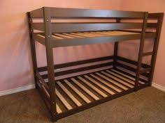 Diy Bunk Beds With Steps by Gray Bunk Beds With Stairs Storage Drawers And Under Bed Storage