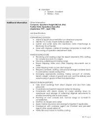 13 Student Resume Examples High by Freight Forwarder Resume Sample Download Assembly Line Worker