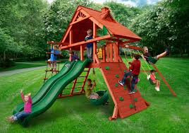 Playsets Outdoor Lowest Price Gorilla Sun Palace Extreme Playset Free Shipping