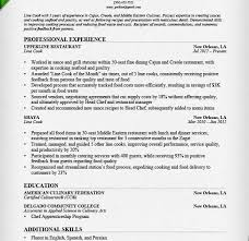 Culinary Resume Skills Culinary Resume Samples Chef Resume Template 11 Free Samples