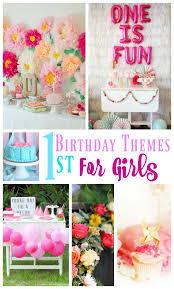 1st birthday themes for 20 1st birthday themes for stylish cravings