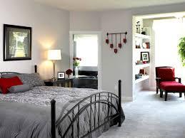 contemporary modern teenagers boy bedroom decoration using light
