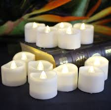 6 hour tea lights realistic timer tea lights set of 12 warm white flameless