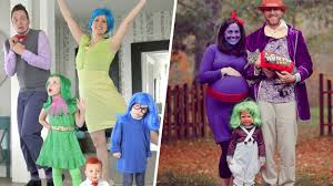 Halloween Costume Themes For Families by Family Halloween Costumes 8 Pinterest Ideas To Inspire You