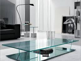 Glass And Wood Coffee Table by Coffee Tables Modern Glass Coffee Table Entertain Modern Coffee