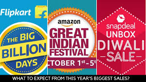 what to expect from flipkart big billion day 2016 amazon great
