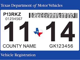 texas dmv increases vehicle registration renewal fees houston