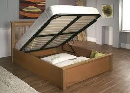 queen bed frames with storage manhattan phoenix espresso platform