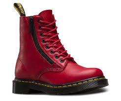 dr martens womens boots nz pascal w zip sally s boots official dr martens store