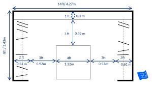Home Design For Rectangular Plot Walk In Closet Designs
