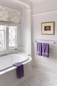 Purple And Gray Bathroom - paint